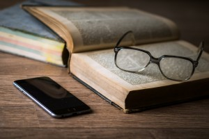 Książki obrazujące szkolenie z szybkiego czytania